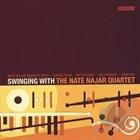 NATE NAJAR Swinging With the Nate Najar Trio album cover