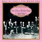 NEW ORLEANS RHYTHM KINGS An Introduction to New Orleans Rhythm Kings: Their Best Recordings 1922-1935 album cover