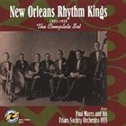 NEW ORLEANS RHYTHM KINGS New Orleans Rhythm Kings 1922-25: The Complete Set album cover