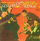 NEW ORLEANS RHYTHM KINGS The Great New Orleans Rhythm Kings album cover