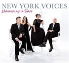 NEW YORK VOICES Reminiscing In Time album cover