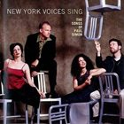 NEW YORK VOICES Sing the Songs of Paul Simon album cover