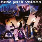 NEW YORK VOICES What's Inside album cover