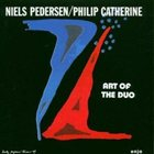 NIELS-HENNING ØRSTED PEDERSEN Art of the Duo album cover