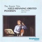 NIELS-HENNING ØRSTED PEDERSEN The Bassic Trio album cover