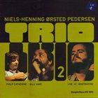 NIELS-HENNING ØRSTED PEDERSEN Trio 2 album cover