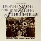 NOBLE SISSLE Noble Sissle and his Sizzling Syncopators album cover