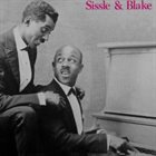 NOBLE SISSLE Sissle & Blake Early Rare Recordings Volume 1 album cover
