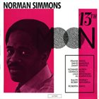 NORMAN SIMMONS 13th Moon album cover