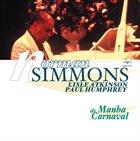 NORMAN SIMMONS Manha De Carnaval album cover