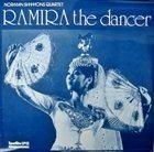 NORMAN SIMMONS Norman Simmons Quartet : Ramira The Dancer album cover