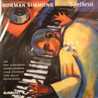 NORMAN SIMMONS Synthesis album cover