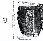 OKKYUNG LEE Speckled Stones And Dissonant Green Dots album cover