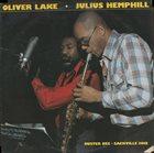 OLIVER LAKE Oliver Lake - Julius Hemphill : Buster Bee album cover