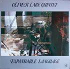 OLIVER LAKE Oliver Lake Quintet : Expandable Language album cover