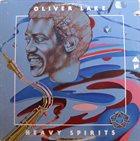 OLIVER LAKE Heavy Spirits album cover