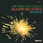 OLIVER NELSON Live From Los Angeles album cover