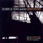 OLIVIER LE GOAS Gravitations album cover