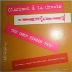 OMER SIMEON Clarinette À La Créole album cover