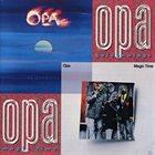 OPA Goldenwings / Magic Time album cover