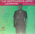 ORCHESTRE POLY-RYTHMO DE COTONOU T.P. Orchestre Poly-Rhythmo De Cotonou Benin (ALS 0118) album cover
