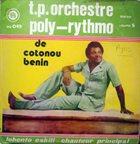 ORCHESTRE POLY-RYTHMO DE COTONOU Vol. 5 - Lohento Eskill Chanteur Principal album cover