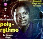 ORCHESTRE POLY-RYTHMO DE COTONOU Vol. 8 - T.P. Orchestre Poly-Rythmo de Cotonou - Benin album cover
