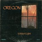OREGON Winter Light Album Cover
