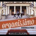ORGANISSIMO Dedicated album cover