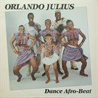ORLANDO JULIUS EKEMODE Dance Afro-Beat album cover