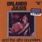 ORLANDO JULIUS EKEMODE Orlando Julius And The Afro Sounders album cover