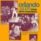 ORLANDO JULIUS EKEMODE Orlando's Afro Ideas 1969-72 album cover
