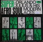 ORLANDO JULIUS EKEMODE Super Afro Soul album cover