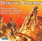 ORNETTE COLEMAN Free album cover