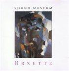 ORNETTE COLEMAN Sound Museum : Hidden Man album cover