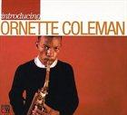 ORNETTE COLEMAN Introducing: Ornette Coleman album cover