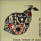 ORNETTE COLEMAN Lenox School Of Jazz Concert 1959 (with Don Cherry / Kenny Dorham) album cover