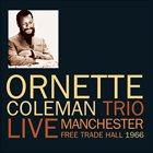 ORNETTE COLEMAN Manchester Free Trade Hall 1966 album cover