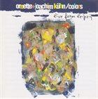 ORNETTE COLEMAN Ornette + Joachim Kühn : Colors - Live From Leipzig album cover