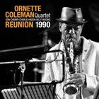 ORNETTE COLEMAN Reunion 1990 album cover