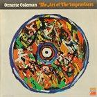 ORNETTE COLEMAN The Art of the Improvisers album cover