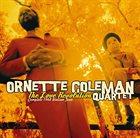 ORNETTE COLEMAN The Love Revolution. Complete 1968 Italian Tour album cover
