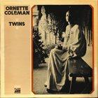 ORNETTE COLEMAN Twins album cover