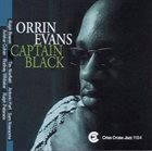 ORRIN EVANS Captain Black album cover