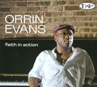 ORRIN EVANS Faith In Action album cover