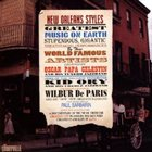 OSCAR CELESTIN New Orleans Styles album cover