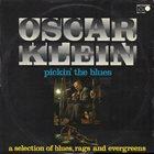 OSCAR KLEIN Pickin' The Blues album cover