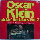OSCAR KLEIN Pickin' The Blues, Vol. 2 album cover