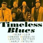 OSCAR KLEIN Timeless Blues album cover