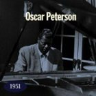 OSCAR PETERSON 1951 album cover